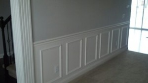trim wainscoating